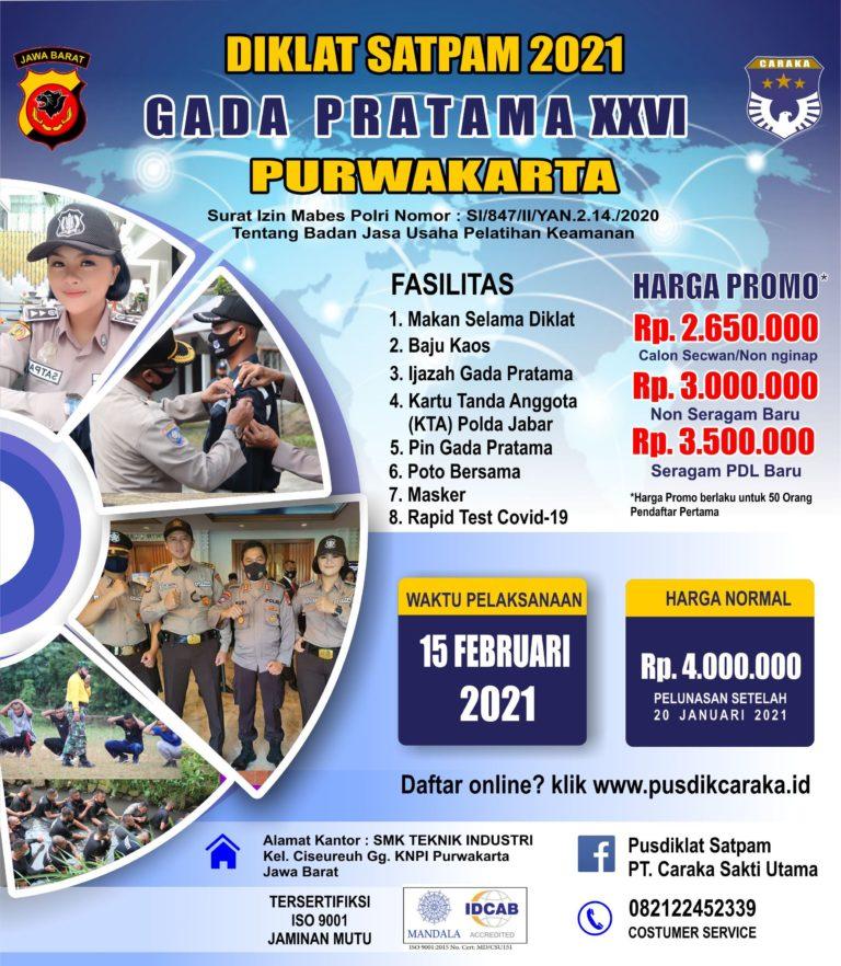 flayer GP 26 Purwakarta